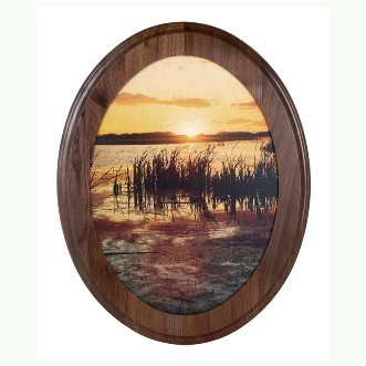 Lake 2 (walnut or oak)